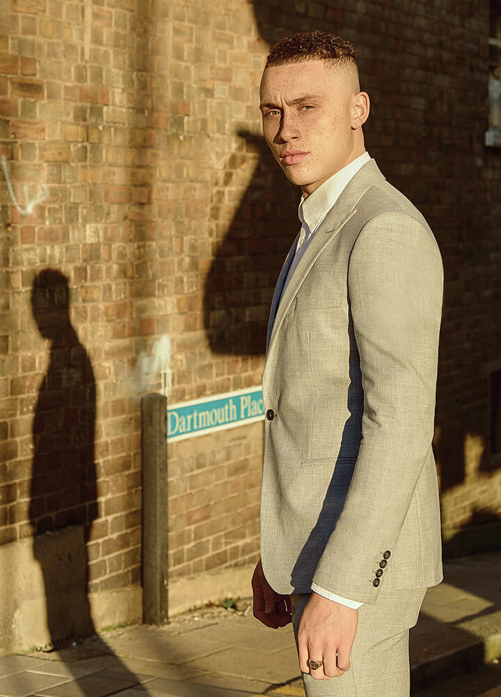 Ben Sherman - The Series (Nicholas Sinclair)