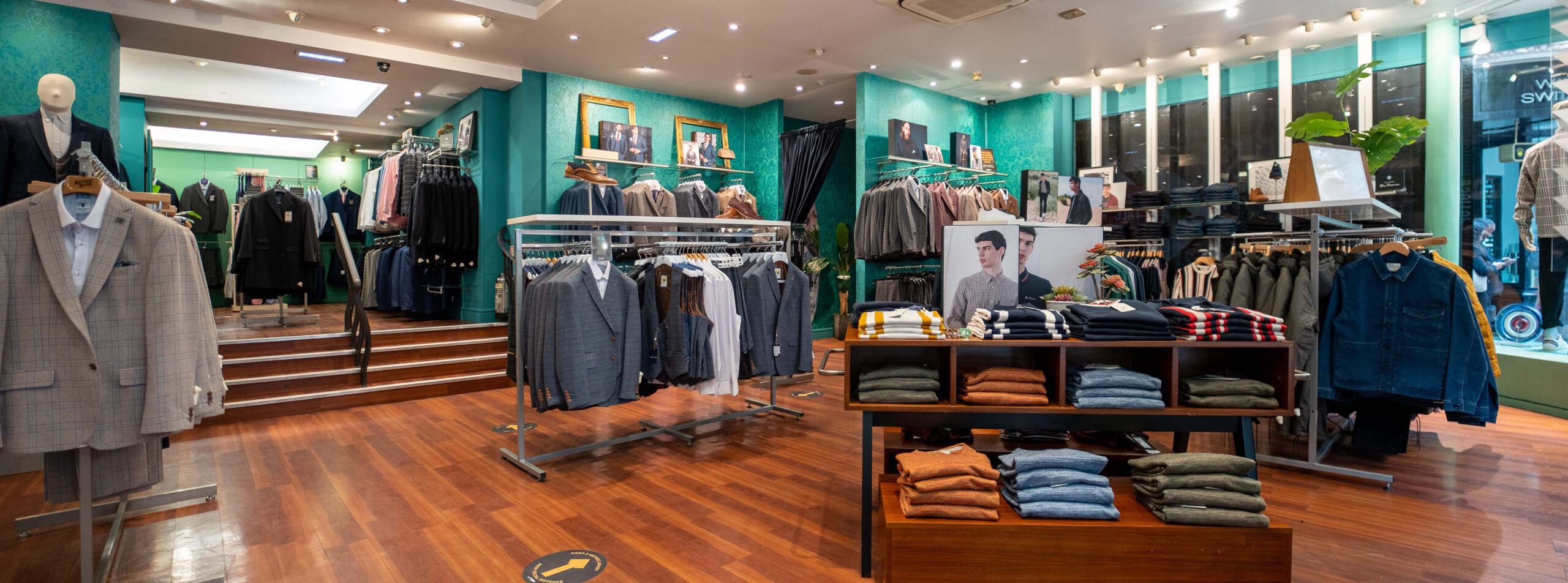 Baird Group celebrates successful opening of new UK high street stores