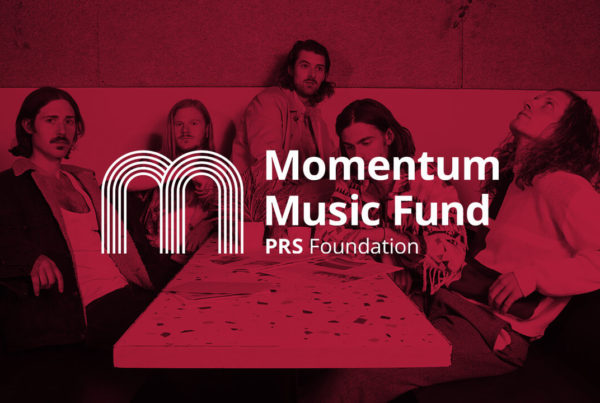 Ben Sherman partners with PRS Foundation's Momentum Music Fund