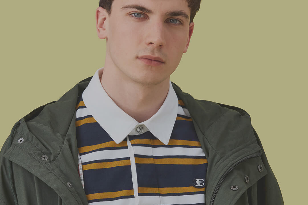Ben Sherman - Signature Lookbook SS20