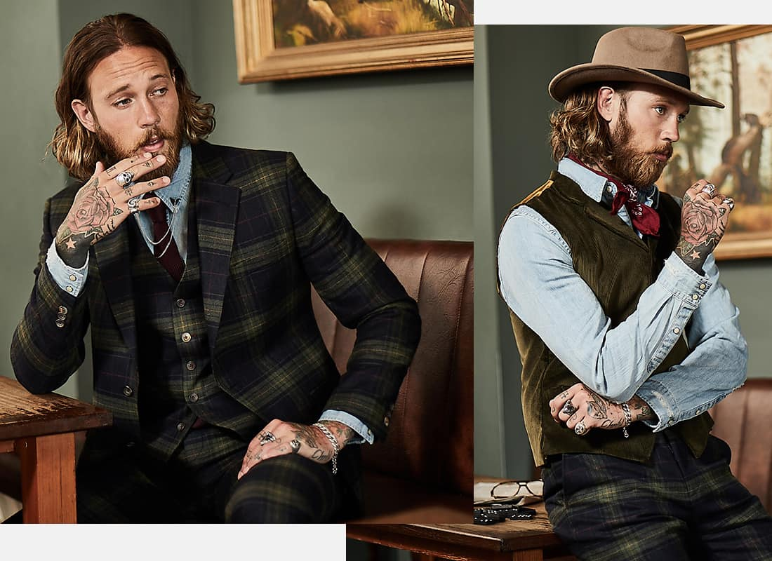 Baird Group - Gibson London - AW19